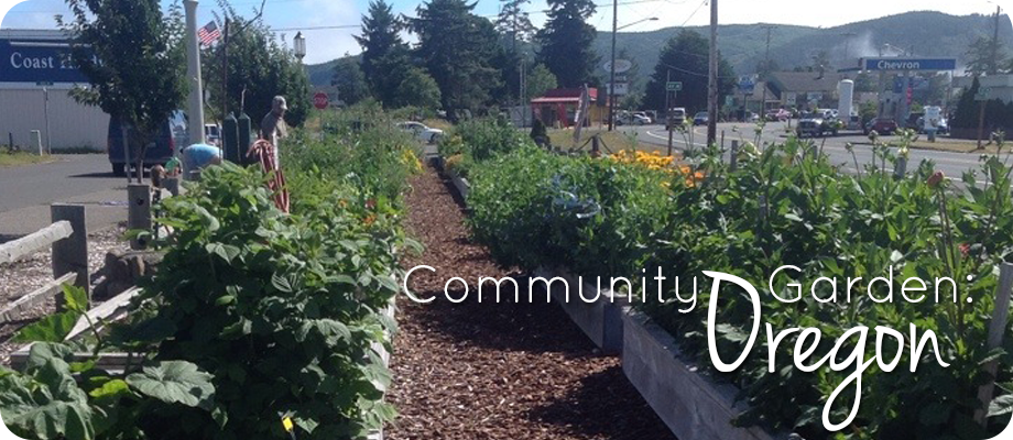 Community Garden – Oregon