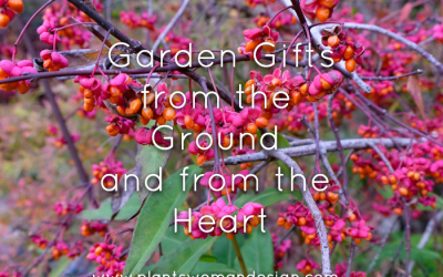 Garden Gifts From The Ground And The Heart
